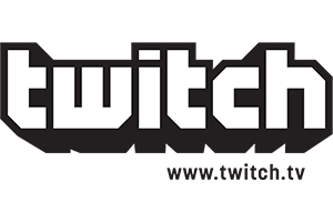 Logo of Twitch